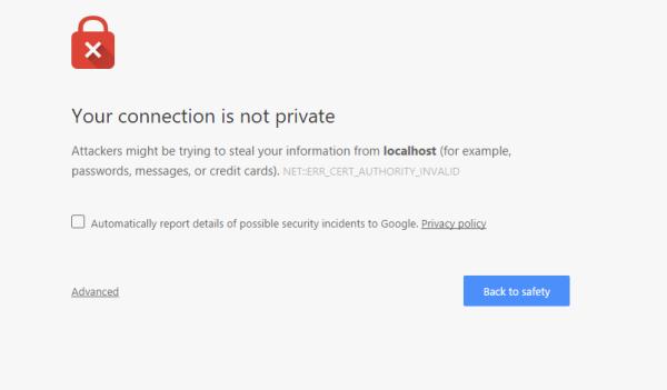 bind ssl certificates