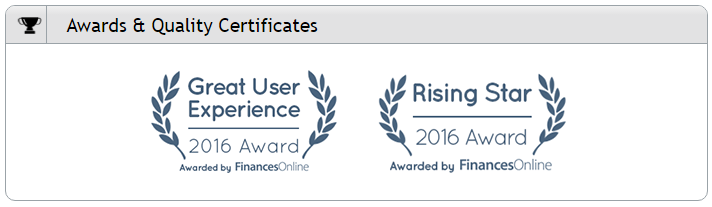Warewolf wins User Experience UX and Rising Star Award