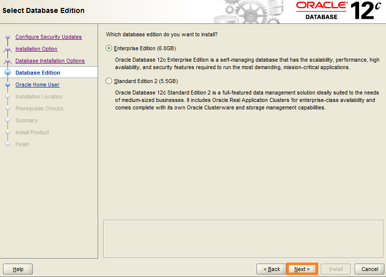 Oracle Database 11g Edition for Warewolf Blog