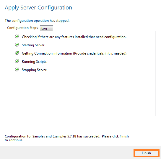 warewolf blog - mysql - apply server configuration