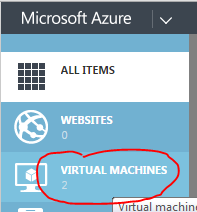 microsoft azure virtual machines