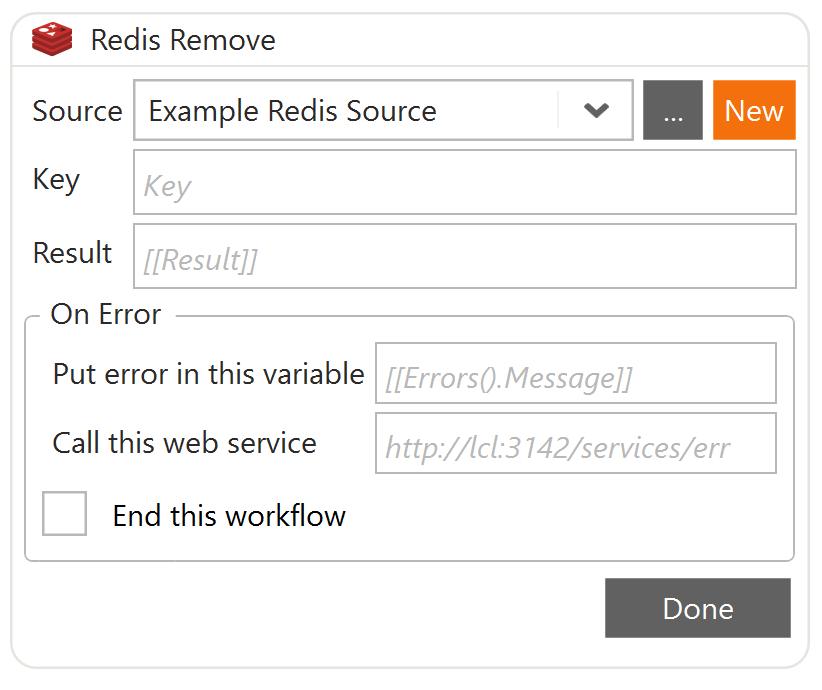Redis Remove Tool
