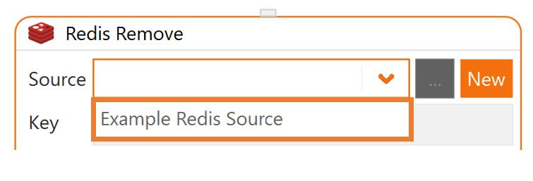 Select Redis Source
